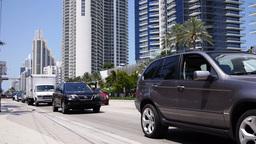 Miami Traffic Footage