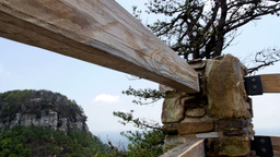 View from Pilot Mountain Footage
