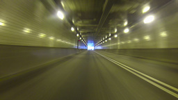 Exiting the Fort Pitt Tunnel 2K Footage