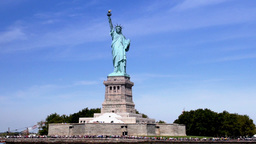 Statue of Liberty Rotate Footage