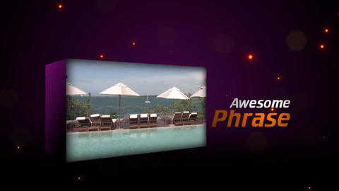 Flashy Intro After Effects Template