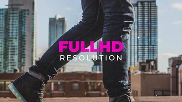 Action Urban Promo Premiere Pro Template