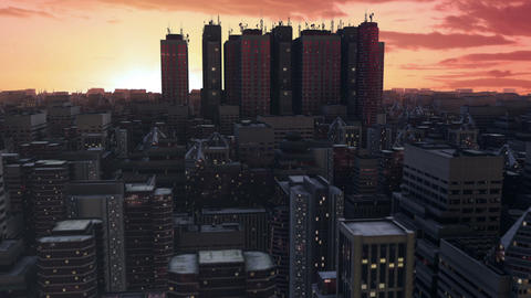 City 2 Animation
