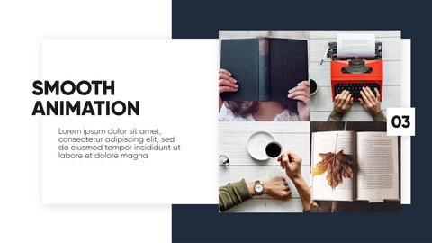 Corporate - Clean Presentation After Effects Template
