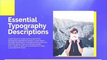 Minimal Portfolio Display Template After Effect