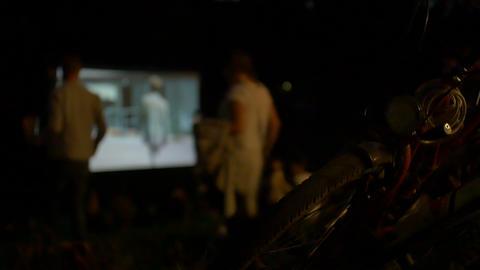 Open Air Cinema GIF