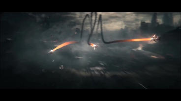Cinematic War Titile 2 After Effects Templates