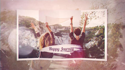 Happy Journey After Effects Template