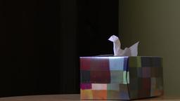 Tissue Box Close Up 3865 Footage