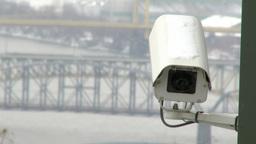 4K Surveillance Camera 3994 Footage