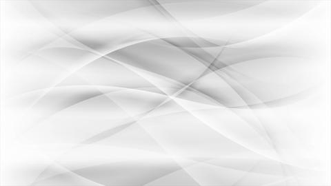 Grey waves smooth gradient video animation Animation