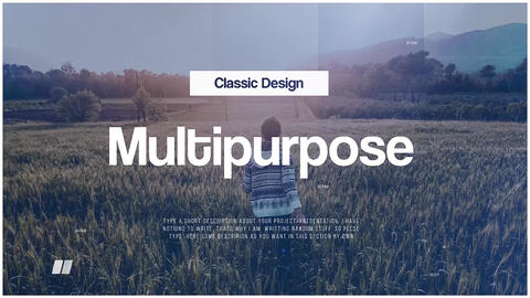Corporate Minimal Premiere Pro Template