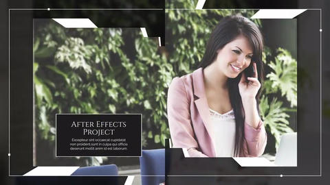 New - Business Corporate After Effects Template