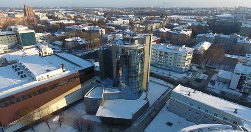 Business Center in Yaroslavl 영상물