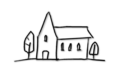 A-church 애니메이션