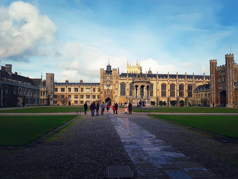 Trinity College フォト