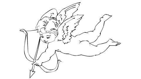 Cupid 애니메이션