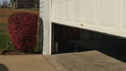 Garage Door Closes Automatically Footage