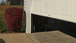 Garage Door Closes Automatically Footage