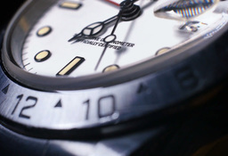 Luxury Watch Detail Footage