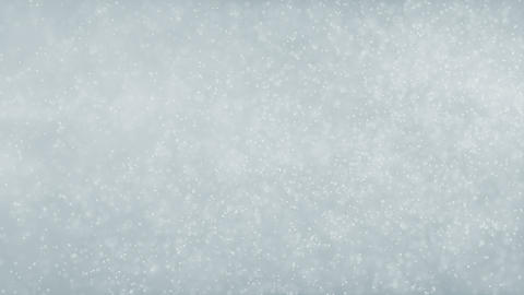 White Particles Background GIF