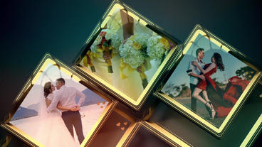 Wedding Slideshow After Effectsテンプレート