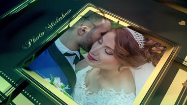 Wedding Photo Slideshow After Effects Template
