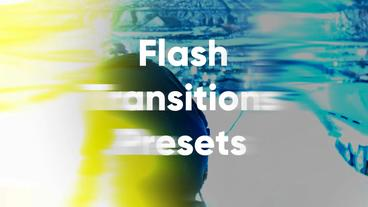 Flash Presets ME Premiere Pro Template