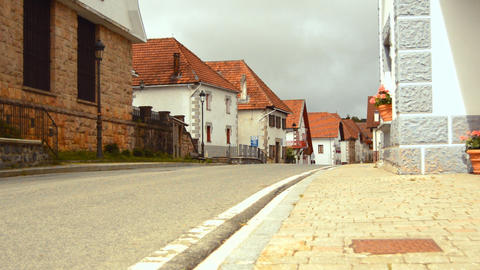 European Town In The North Cozy Houses GIF