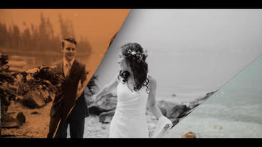 Wedding Slideshow After Effects Template