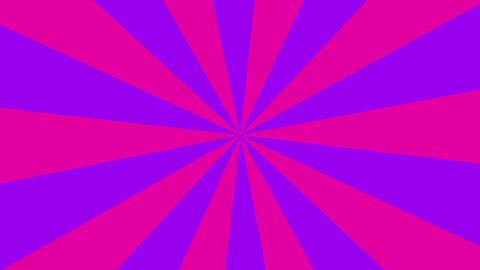 Pink Retro Spiral Animation