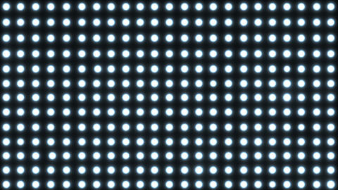 Disco Flash Lights Loop Animation