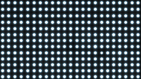 Disco Flash Lights Loop Stock Video Footage