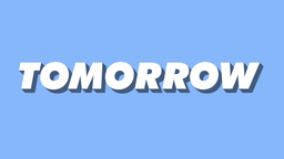 Isometric Tomorrow Background Footage
