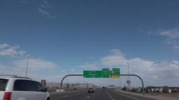 Driving in Phoenix Arizona Footage