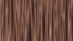 Brown Curtain Style Background Animation - Seamless Loop Animation