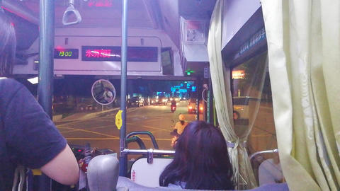 On the bus Live影片