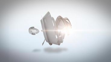 3D Streak Logo Premiere Pro Template