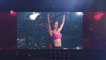 Fitness Motivation Premiere Pro Template