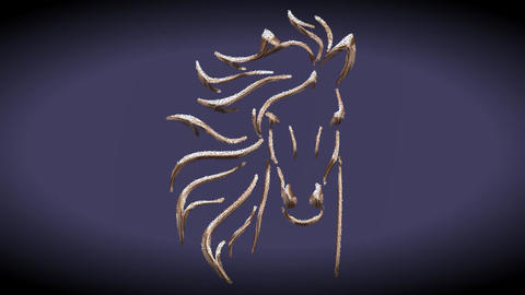 Golden Horse Animation