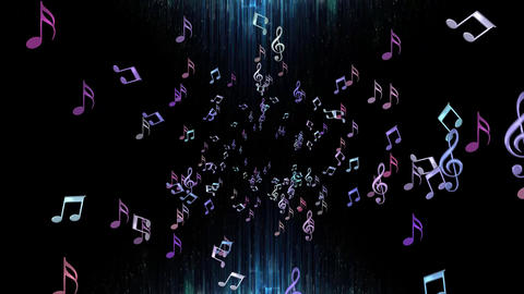 Musical Note Animation