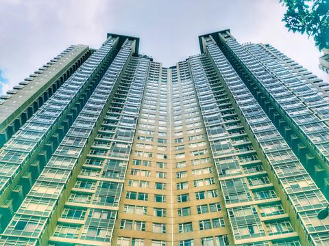 Residential Apartment Building Photo