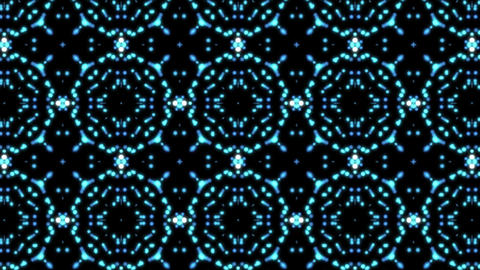 Kaleidoscope Abstract Background material VJ Videos animados