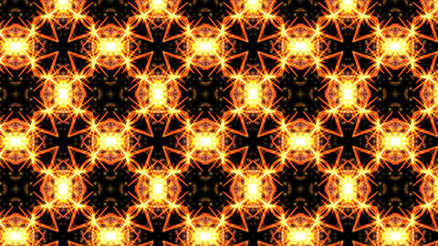 Flame abstract Background material VJ 애니메이션