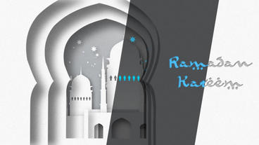 Ramadan Kareem After Effects Template