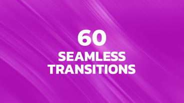 60 Seamless Transition Premiere Proテンプレート