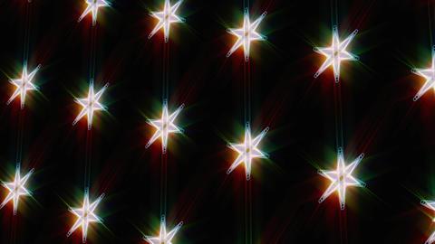 Changing patterns background kaleidoscope Stock Video Footage