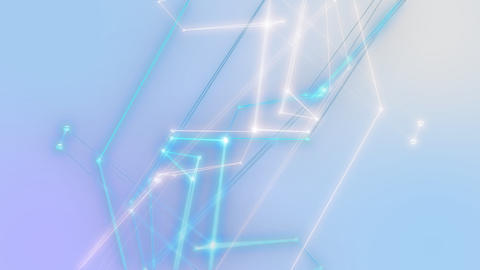 VJ neon Animation