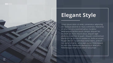 Corporate Business Promo After Effects Template