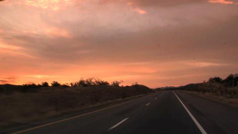 00008 Verkehr USA2 Stock Video Footage